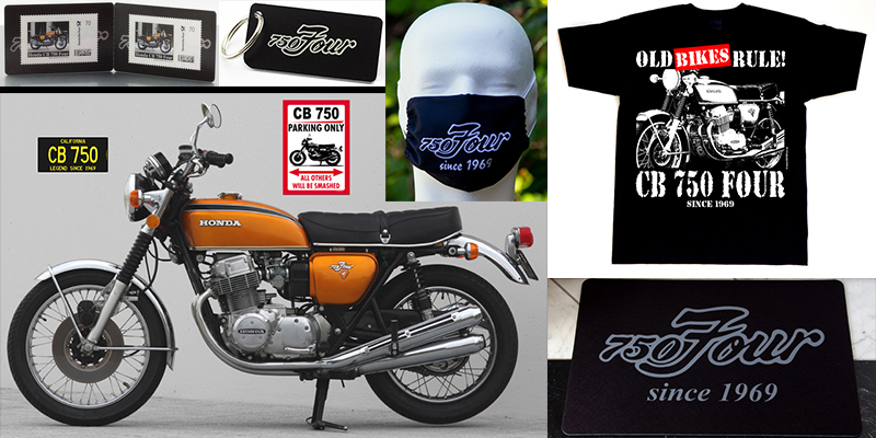 Cb750four Us The Ultimate Online Shop For All Owners And