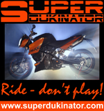 SUPERDUKINATOR - the online store for Super Duke owners and fans